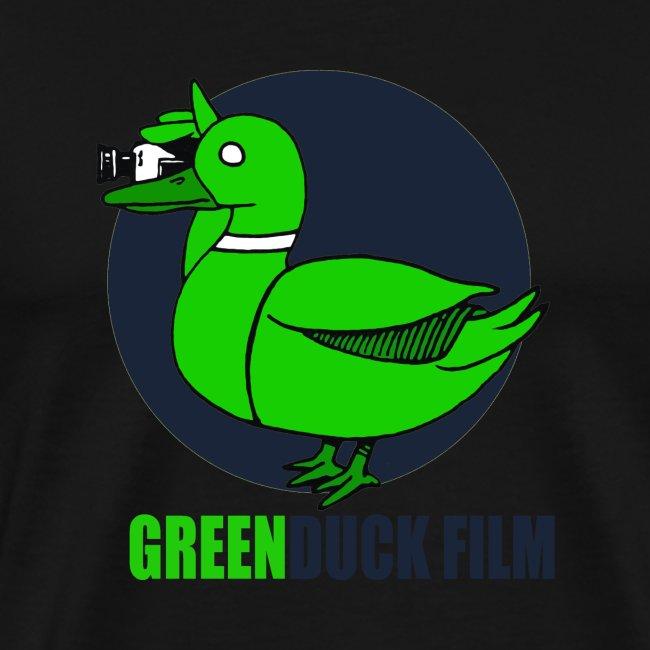 Greenduck Film Dark Blue Logo