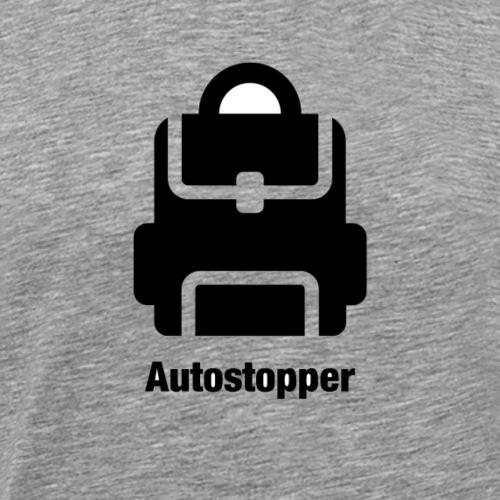 Autostopper - Männer Premium T-Shirt