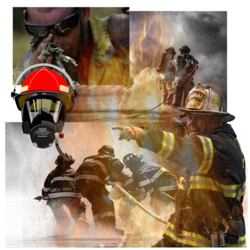 Firefighter - Männer Premium T-Shirt