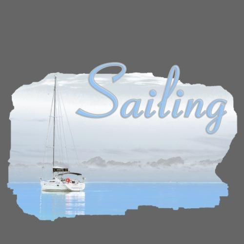 Sailing - Männer Premium T-Shirt