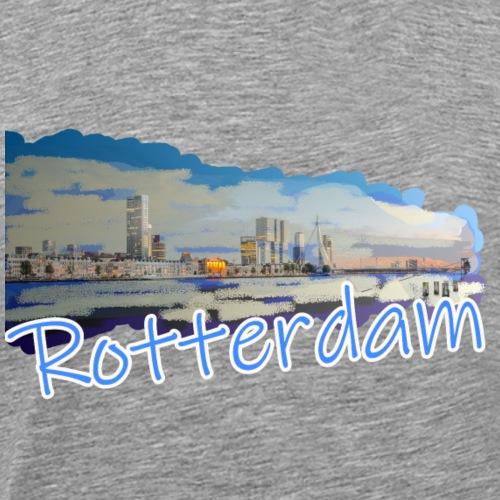 Rotterdam - Männer Premium T-Shirt