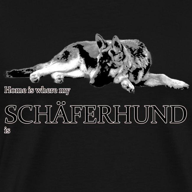 Home is where my Schäferhund is