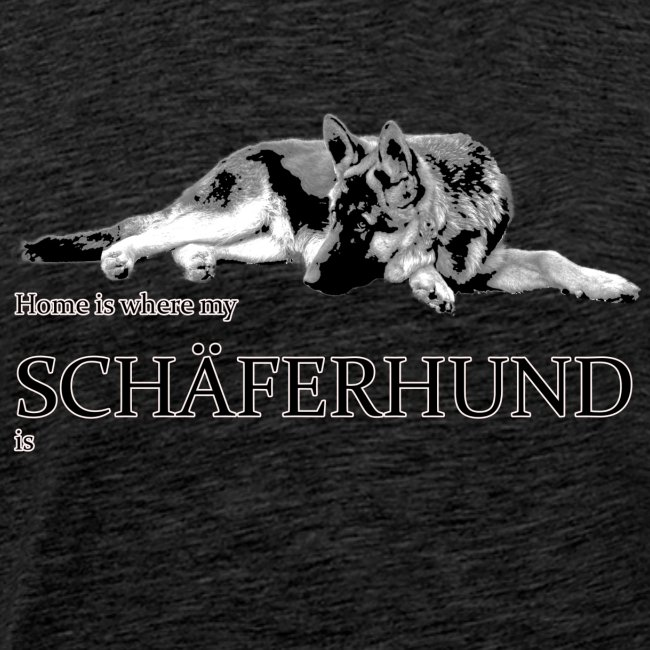 Home is where my Schäferhund is