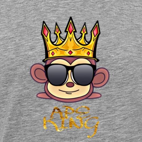 Ape King - Männer Premium T-Shirt