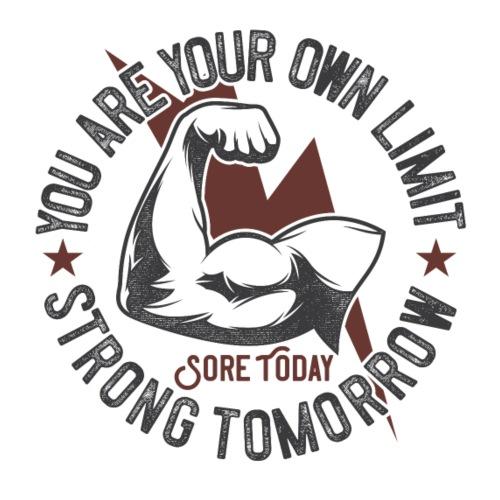 You are your Limit - Männer Premium T-Shirt