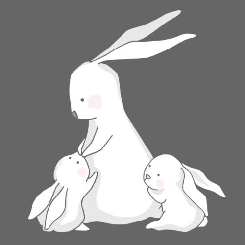 Mrs Rabbit - Männer Premium T-Shirt