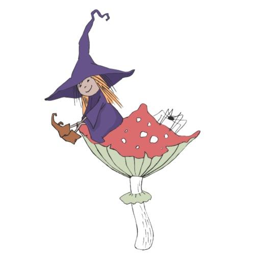 Lilac Witch Mushroom - Männer Premium T-Shirt
