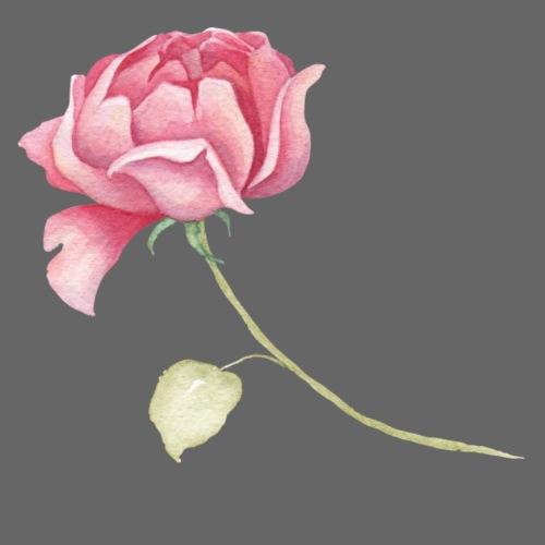 Rose pink - Männer Premium T-Shirt