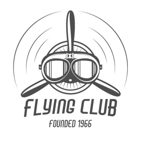 Flying Club - Männer Premium T-Shirt