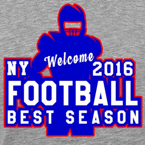 Football Season 2016 - Männer Premium T-Shirt