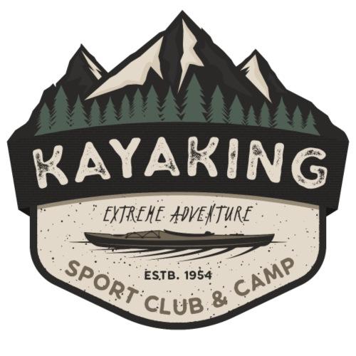 Kayaking - Männer Premium T-Shirt