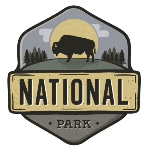 National Park - Männer Premium T-Shirt