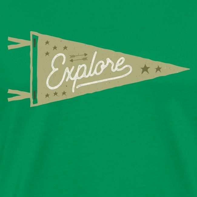 Explore green