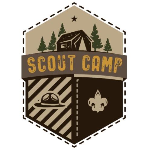 Scout Camp - Männer Premium T-Shirt