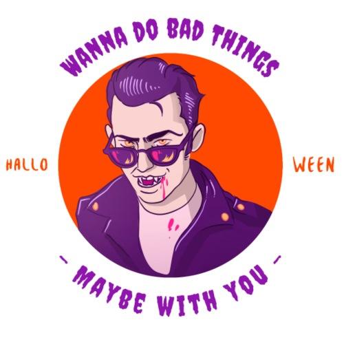 Sexy Halloween Male - Männer Premium T-Shirt
