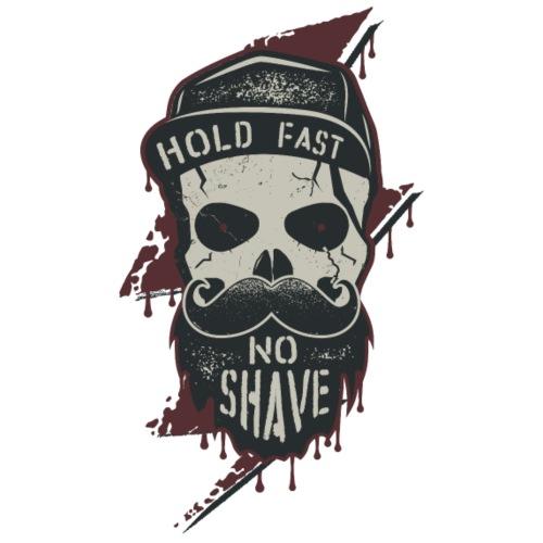 No Shave Blood - Männer Premium T-Shirt