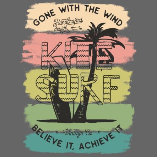 Kite Surf - Männer Premium T-Shirt