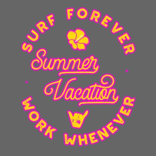 Summer Vacation - Männer Premium T-Shirt