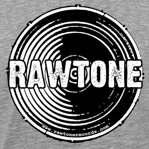 Rawtone Records logo - Men's Premium T-Shirt