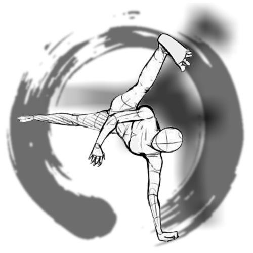 Artes marciales 4 - Camiseta premium hombre
