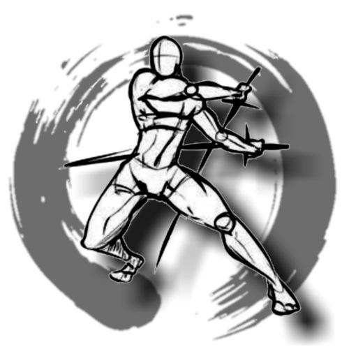 Artes marciales 5 - Camiseta premium hombre