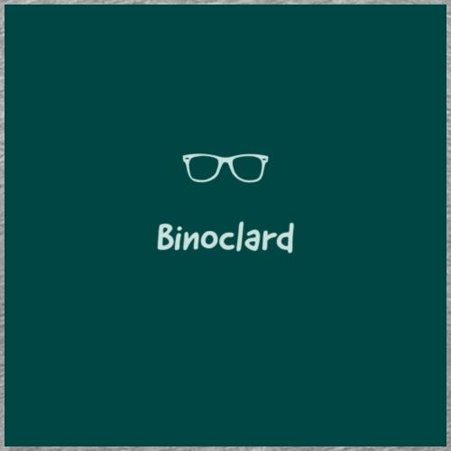 Binoclard - vert blue - T-shirt Premium Homme