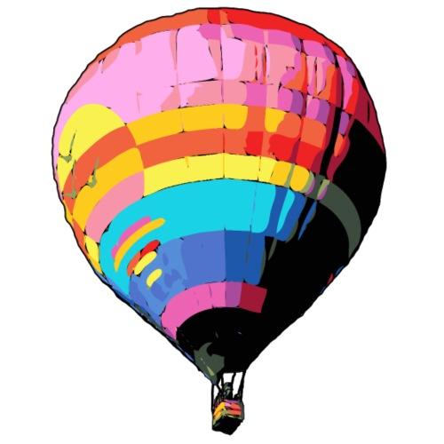 Heissluftballon - Männer Premium T-Shirt