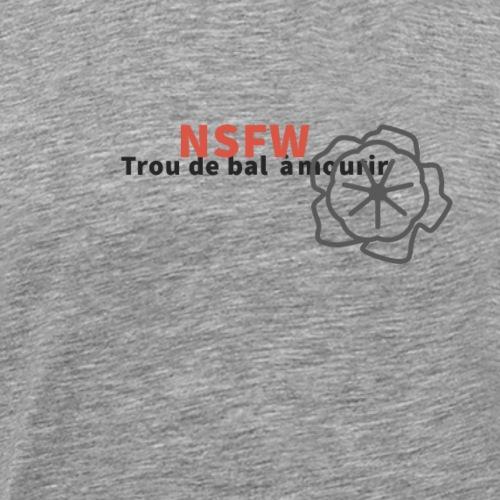 Trou de bal à mourir - T-shirt Premium Homme