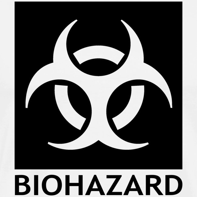Black Biohazard