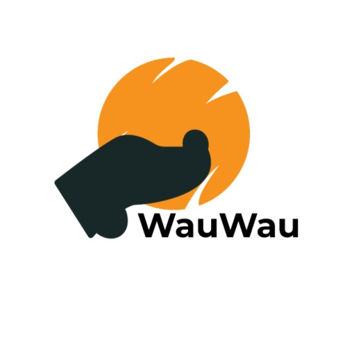 WauWau_northsnowy - Männer Premium T-Shirt