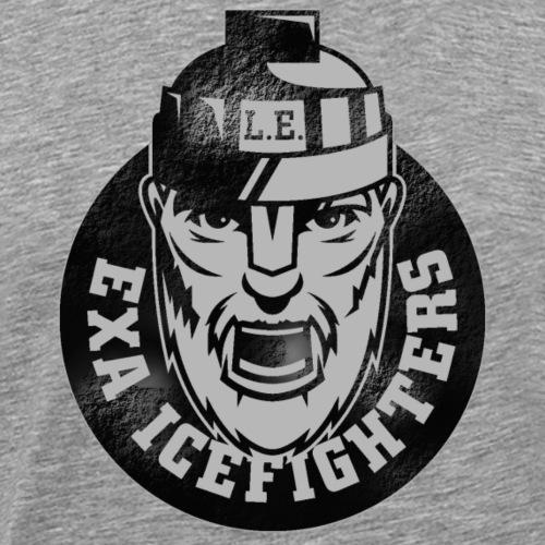 Logo schwarz png - Männer Premium T-Shirt