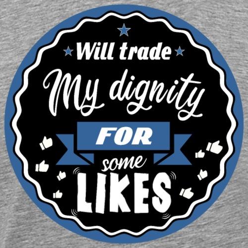 """Échangerai ma dignité contre des """"likes"""""""