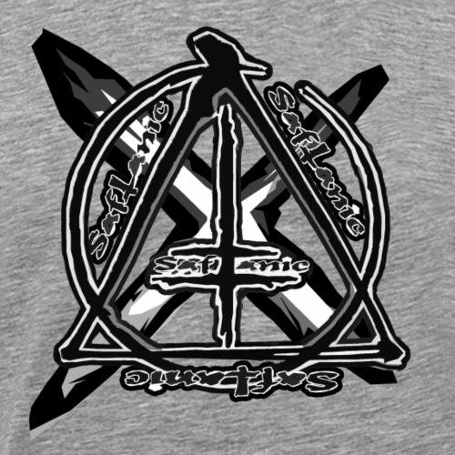 Saftanic - Premium-T-shirt herr