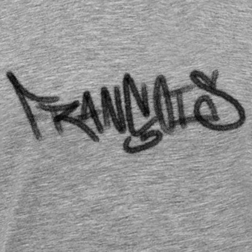 Graffiti Francois - T-shirt Premium Homme