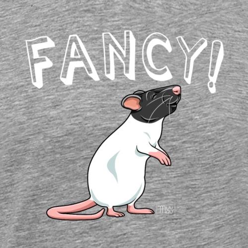 Fancy! Rat VI - Miesten premium t-paita