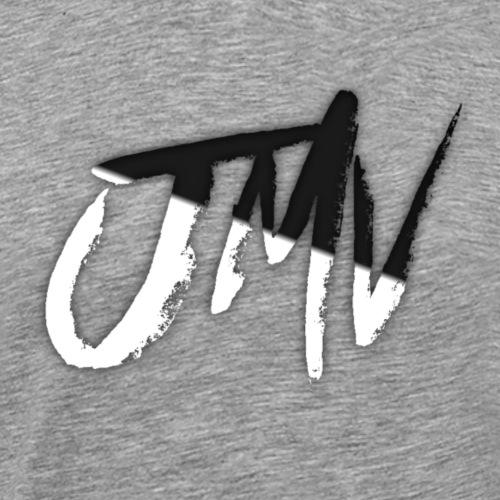 jellemaaktvideos logo shirt - Mannen Premium T-shirt
