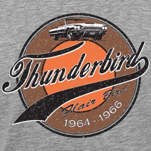 Thunderbid Flair Bird 1964 - 1966 Retro - Männer Premium T-Shirt