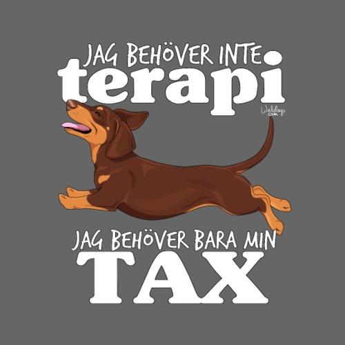 taxterapi - Miesten premium t-paita