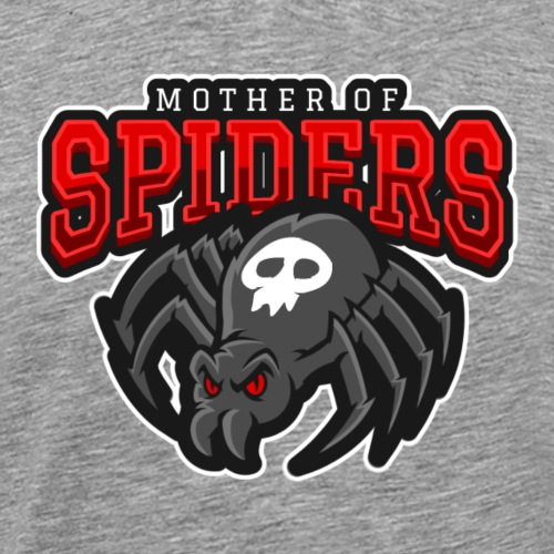 Mother of Spiders - Miesten premium t-paita