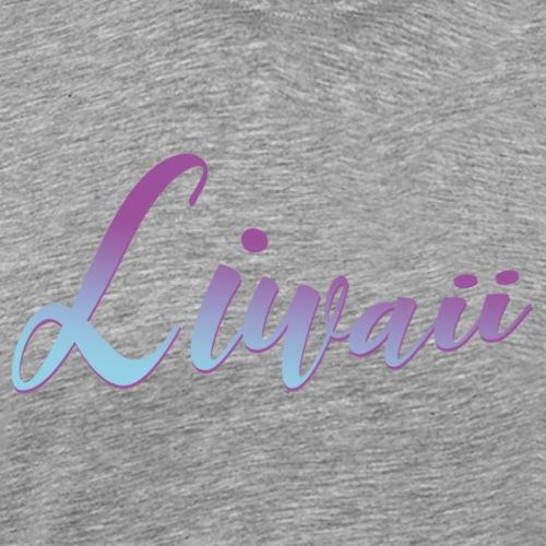 Liwaii texte - T-shirt Premium Homme