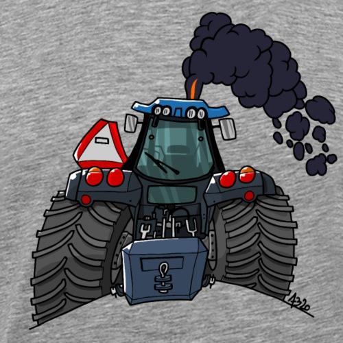 908 NH rook - Mannen Premium T-shirt