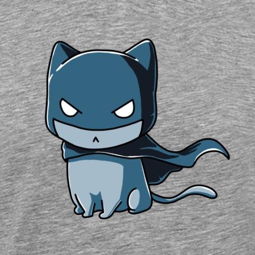Chat DS Comics batmann noir - T-shirt Premium Homme