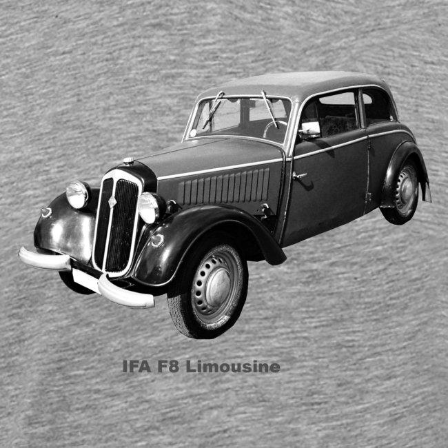 IFA F8 Limo DDR Zwickau