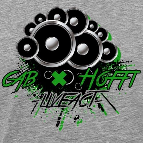 cab & Hoffi -liveact- - Männer Premium T-Shirt
