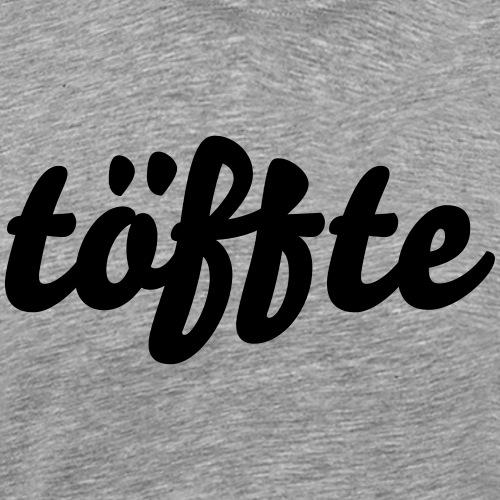 Echt töffte- Exklusiv von UNTRAGBAR - Männer Premium T-Shirt