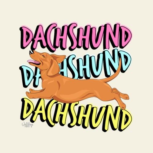 dachsdachsdachs - Miesten premium t-paita