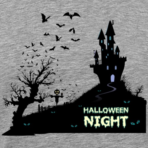 HALLOWEEN NIGHT - Männer Premium T-Shirt