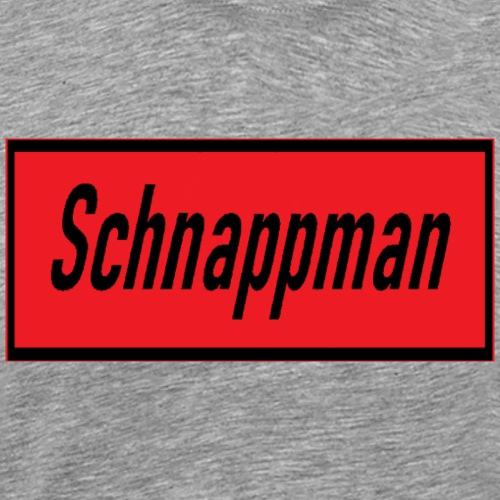 Schnappman - Männer Premium T-Shirt