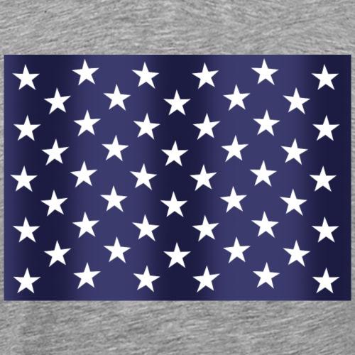 Stars and Stripes - Men's Premium T-Shirt