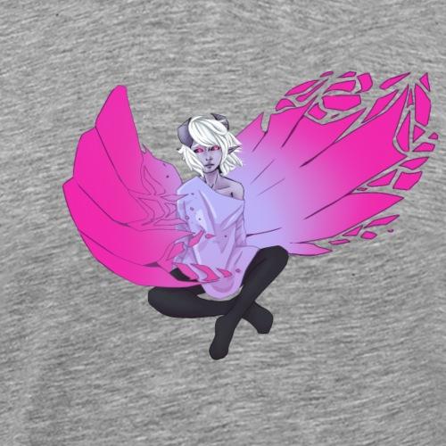 Dystopic Angel - Men's Premium T-Shirt